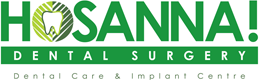 Hosanna! Dental Surgery Logo